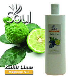 Massage Oil Kaffir Lime - 500ml