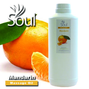 Massage Oil Mandarin - 1000ml