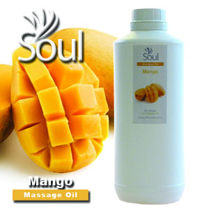 Massage Oil Mango - 1000ml