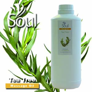 Massage Oil Tea Tree - 1000ml