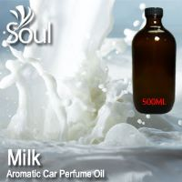 Milk Aromatic Car Perfume Oil - 500ml