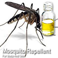 Essential Oil Mosquito Repellent - 10ml
