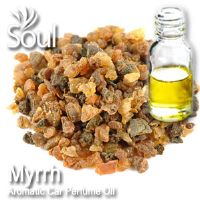 Myrrh Aromatic Car Perfume Oil - 50ml