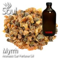 Myrrh Aromatic Car Perfume Oil - 500ml