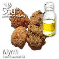 Pure Essential Oil Myrrh - 50ml