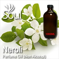 Perfume Oil (Non Alcohol) Neroli - 1000ml