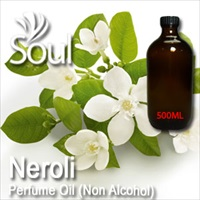 Perfume Oil (Non Alcohol) Neroli - 500ml