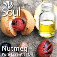Pure Essential Oil Nutmeg - 50ml