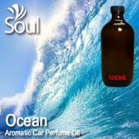 Ocean Aromatic Car Perfume Oil - 500ml