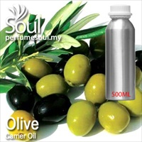 Virgin Carrier Oil Olive - 500ml