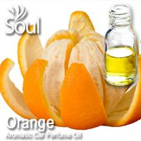 Orange Aromatic Car Perfume Oil - 50ml