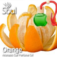 Orange Aromatic Car Perfume Oil - 8ml