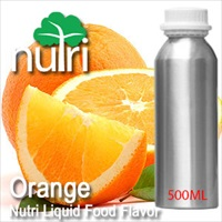 Food Flavor Orange - 500ml