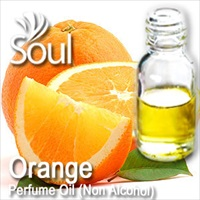 Perfume Oil (Non Alcohol) Orange - 50ml