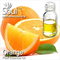 Pure Essential Oil Orange - 50ml