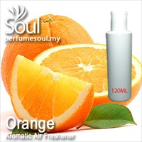 Aromatic Air Freshener Orange - 120ml