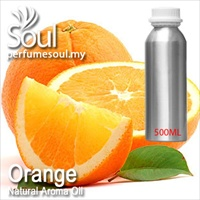 Natural Aroma Oil Orange - 500ml
