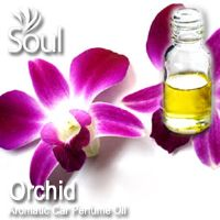 Orchid Aromatic Car Perfume Oil - 50ml