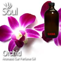 Orchid Aromatic Car Perfume Oil - 500ml