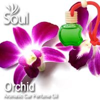 Orchid Aromatic Car Perfume Oil - 8ml