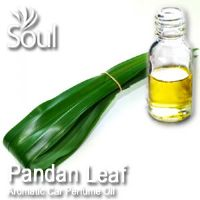 Pandan Leaf Aromatic Car Perfume Oil - 50ml