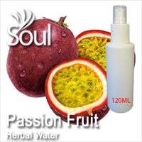 Herbal Water Passion Fruit - 120ml