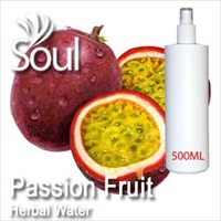 Herbal Water Passion Fruit - 500ml