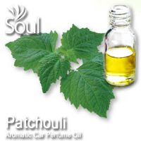 Patchouli Aromatic Car Perfume Oil - 50ml