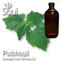 Patchouli Aromatic Car Perfume Oil - 500ml