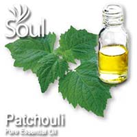 Pure Essential Oil Patchouli - 10ml
