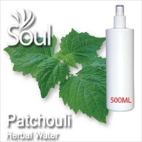 Herbal Water Patchouli - 500ml