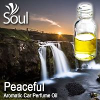 Peaceful Aromatic Car Perfume Oil - 50ml