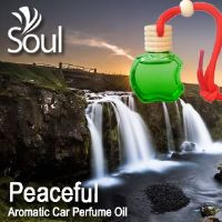 Peaceful Aromatic Car Perfume Oil - 8ml