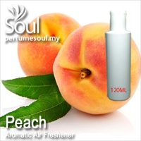 Aromatic Air Freshener Peach - 120ml