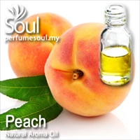Natural Aroma Oil Peach - 10ml