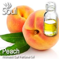 Peach Aromatic Car Perfume Oil - 50ml