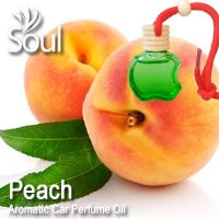 Peach Aromatic Car Perfume Oil - 8ml