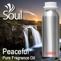 Fragrance Peaceful - 500ml