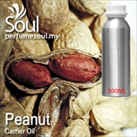 Virgin Carrier Oil Peanut - 500ml