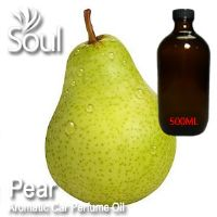 Pear Aromatic Car Perfume Oil - 500ml