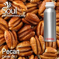 Virgin Carrier Oil Pecan Nut - 1000ml