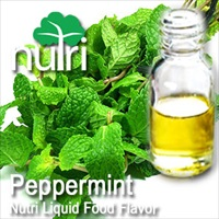 Food Flavor Peppermint - 10ml