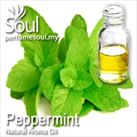 Natural Aroma Oil Peppermint - 50ml