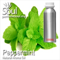 Natural Aroma Oil Peppermint - 500ml