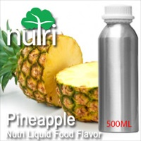 Food Flavor Pineapple - 500ml
