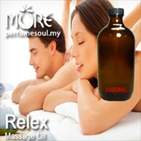 Massage Oil Relex - 1000ml