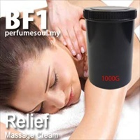 Massage Cream Relief - 1000g
