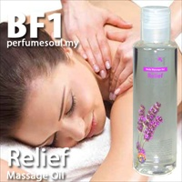 Massage Oil Relief - 200ml