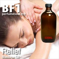 Massage Oil Relief - 500ml
