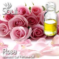 Rose Aromatic Car Perfume Oil - 50ml